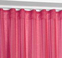 Beautex Vorhang mit U-Band 140x250 cm (Farbe Wählbar) transparente Kräuselband Gardine, Dolly – Bild 12