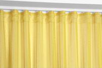 Beautex Vorhang mit U-Band 290x250 cm (Farbe Wählbar) transparente Kräuselband Gardine, Dolly – Bild 10