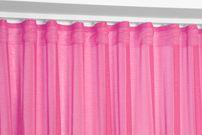 Beautex Vorhang mit U-Band 290x250 cm (Farbe Wählbar) transparente Kräuselband Gardine, Dolly – Bild 9