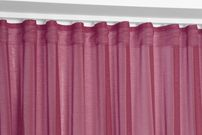 Beautex Vorhang mit U-Band 290x250 cm (Farbe Wählbar) transparente Kräuselband Gardine, Dolly – Bild 16