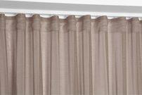 Beautex Vorhang mit U-Band 290x250 cm (Farbe Wählbar) transparente Kräuselband Gardine, Dolly – Bild 17