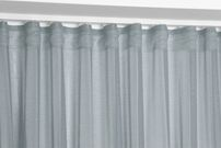 Beautex Vorhang mit U-Band 290x250 cm (Farbe Wählbar) transparente Kräuselband Gardine, Dolly – Bild 11