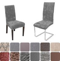 2er Set universal Stuhlhussen von Beautex, elastische Stretch Hussen Bi-Elastic, Motiv und Farbe wählbar – Bild 1