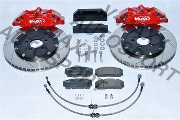 "V-Maxx Bremse Big Brake Kit 17"" für Mini Cabrio R52 Works/JCW 155 KW – Bild 2"