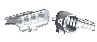 SPA Turbo Ansaugbrücke für VW / Audi 2.0 TFSI – Bild 7