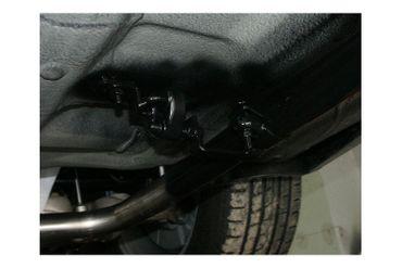 BMW E65 735i/ 745i Endschalldämpfer Ausgang rechts/links - 2x80 Typ 10 rechts/links – Bild 3