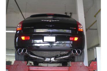 Chrysler 300C SRT8 Endschalldämpfer rechts/links - 2x100 Typ 17 rechts/links – Bild 3
