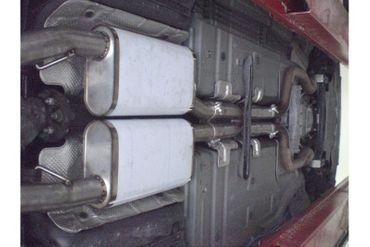 Chrysler 300C SRT8 Vorschalldämpfer inkl. Druckaustauschrohr – Bild 2