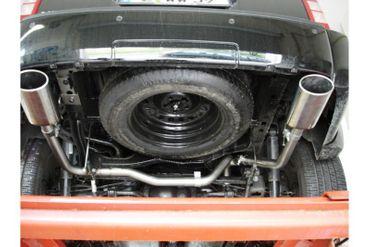 Dodge Nitro Endrohrsystem rechts/links - 140x90 Typ 32 rechts/links – Bild 3