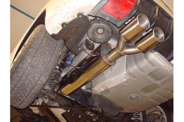 Peugeot 308cc 1.6 THP 147KW Endschalldämpfer - 2x106x71 Typ 32 – Bild 7