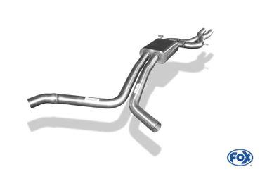 Audi A7 4G - 3,0l TFSI Vorschalldämpfer – Bild 1