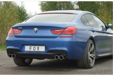 BMW F12/F13/F06 - 640i mit M-Paket Endschalldämpfer rechts/links - 2x90 Typ 12 rechts/links – Bild 4