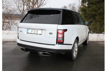Range Rover IV 3,0l Diesel - MK Endschalldämpfer rechts/links - 220