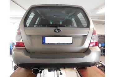 Subaru Forester - SG Endschalldämpfer - 129x106 Typ 32 – Bild 3