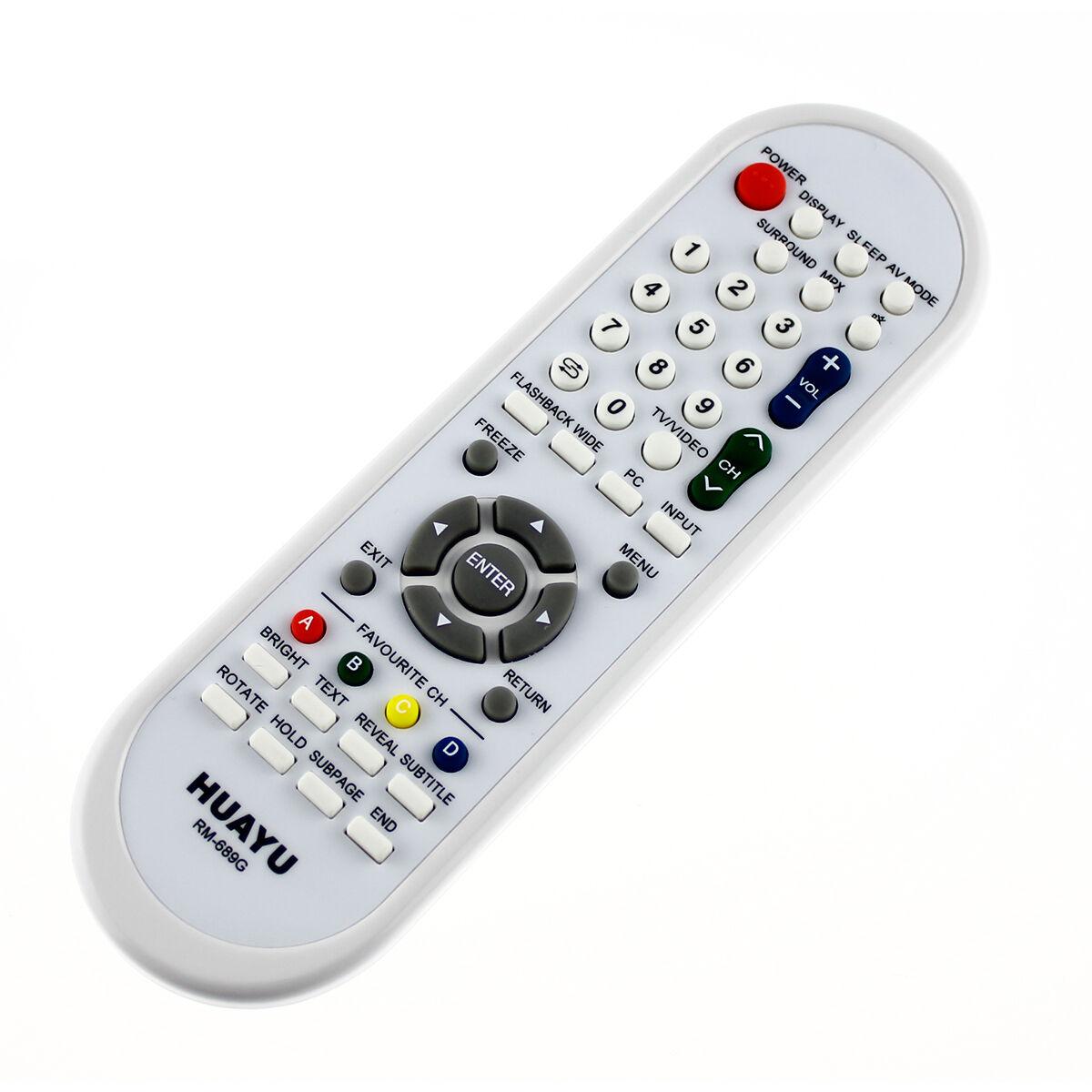 Telecomando di ricambio Sharp GA608WJSA