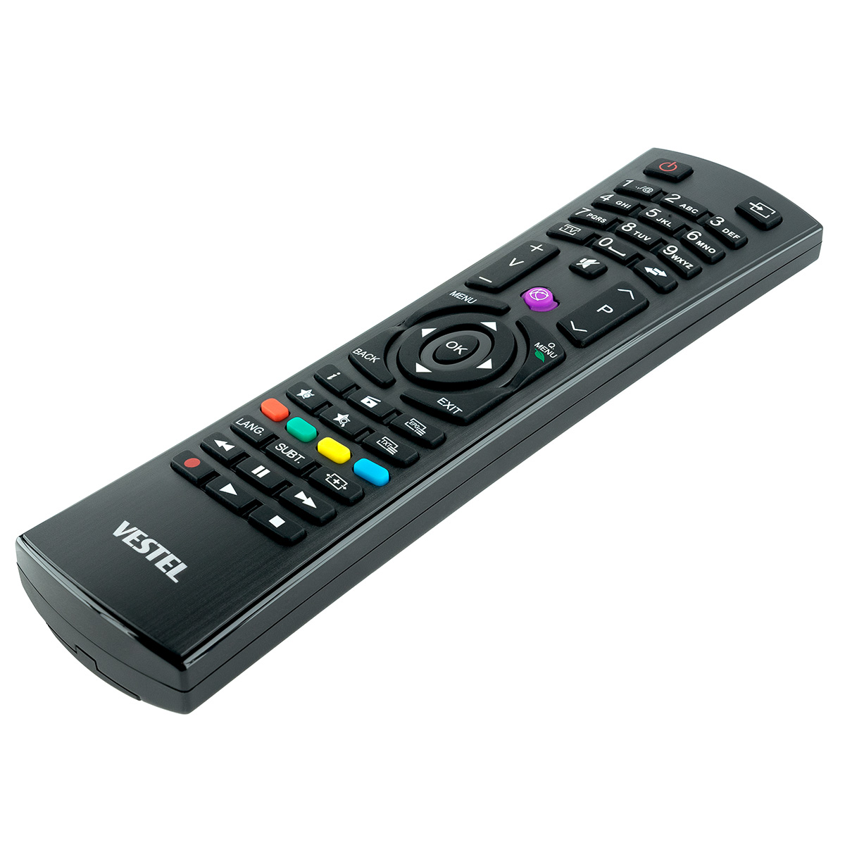 Ersatz Fernbedienung für Telefunken TVD55U400X4CWID65U400N4CW