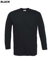 B&C T-Shirt Exact 150 Long Sleeve Langarm