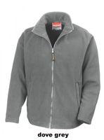 Result Men Microfleece Jacket Horizon Full Zip Fleecejacke Herren