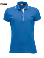 CLIQUE Seattle Ladies Poloshirt Damen Kurzarm