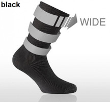 ROHNER Diabetic Socks Merino Diabetiker Wide Socken