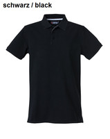 CLIQUE Heavy Premium Polo Shirt Herren