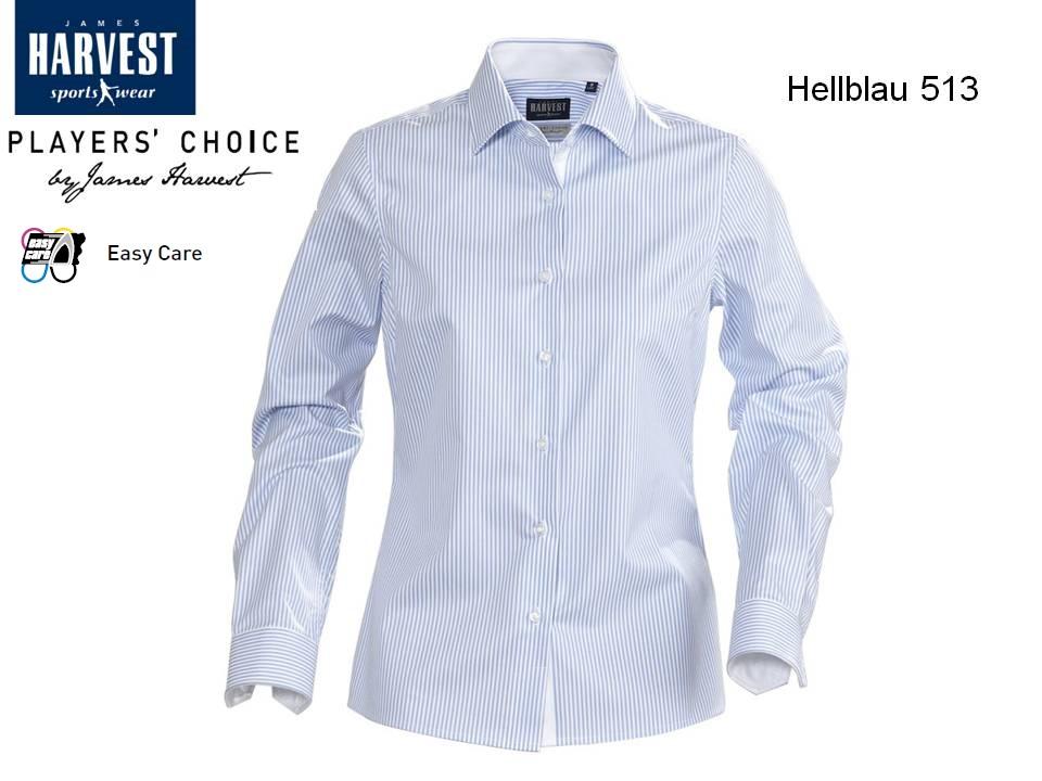 watch 04df4 23937 James Harvest Reno Lady Damen-Hemd Langarm Bekleidung Hemden ...