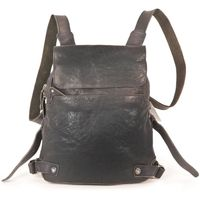 Harold's – Small Leather Rucksack / Daypack size S, Midnight Blue, Model 223702