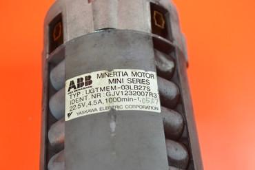 ABB MINERTIA MOTOR UGTMEM-03LB27S – Bild 2