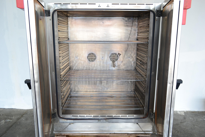 Binder Wärme- / Trockenschrank Ofen FED 720 bis 300°C Edelstahl ...
