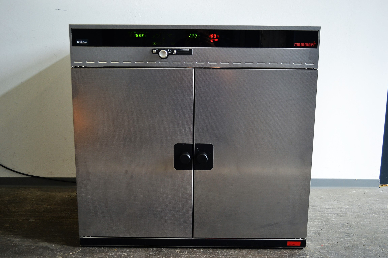 Memmert Trockenschrank Wärmeschrank UNE 600 + 250 °C Temperatur ...