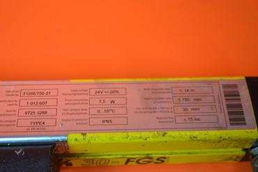 SICK FGSS750-21  Lichvorhang Typ E4 – Bild 3