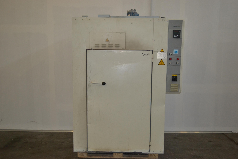 Vötsch NTU 75/125 Wärmeschrank Trockenschrank bis 250°C Temperatur ...