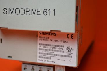 Siemens Simodrive 611 U/E-Modul 6SN1145-1AA01-0AA1 Ext. 10/25kW – Bild 2