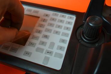 ABB S4 TEACH PENDANT 3HNE 00311-1 ABB Roboter – Bild 2