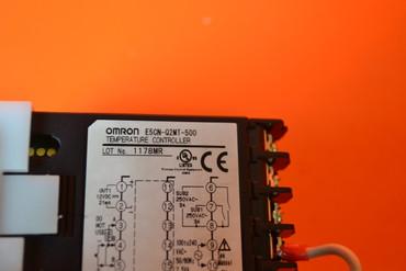Omron Temperaturregler E5CN-Q2MT-500  – Bild 2