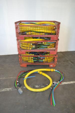 Industrieroboter Faisceau Realise PAR Leon C.I.A REF:5 290 02 Kabel Posten Roboter Robot – Bild 1