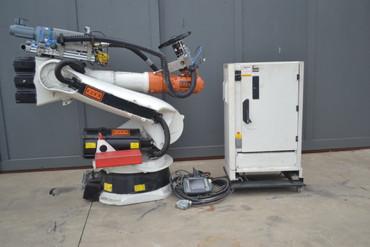 Kuka KR150 L110 2000 Steuerung VKR C2 Industrieroboter Roboter Robot – Bild 1