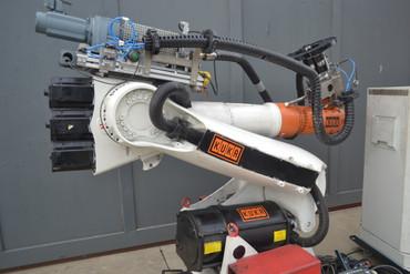 Kuka KR150 L110 2000 Steuerung VKR C2 Industrieroboter Roboter Robot – Bild 2