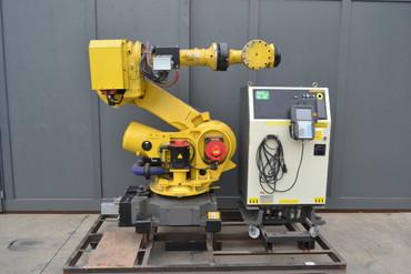 FANUC Roboter Robot R-2000iB 210F Baujahr: 2008 – Bild 1