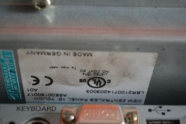 "Siemens Simatic Panel 15"" TOUCH  PC 870 – Bild 4"