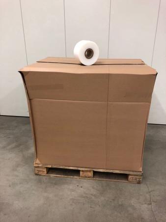 Stretchfolie Horizontal  Transparent Posten 125 x 0,02 mm für Wickelmaschinen 5300Kg – Bild 1