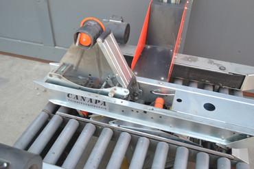 CANAPA Verpackungstechnik  T 55 Verpackungsmaschine  – Bild 4