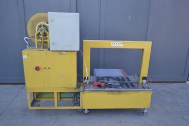 CANAPA  SAP 8 LA Verpackungstechnik Umreifungsmaschine  – Bild 1