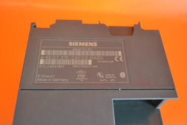 Siemens Simatic S7 Zentralbaugruppe 6ES7315-2AF03-0AB0 ohne Klappe – Bild 2