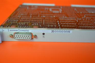 Siemens Simatic S5 CPU 947 Zentralbaugruppe 6ES5947-3UA22 6ES5 947-3UA22 – Bild 2