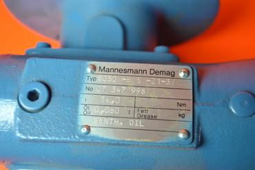 Mannesmann Demag KBA 71 A 4 Motor SO50 -B 5 -21-3/ – Bild 2