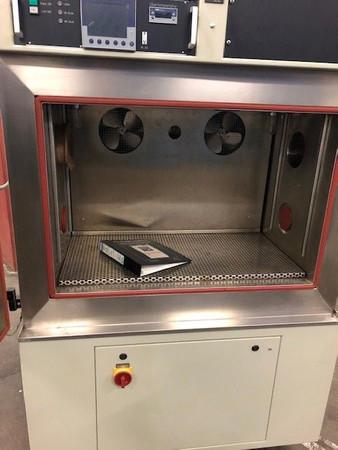HS-Simulatoren Klimaprüfschrank HS 250 T70  -70°C bis +180°C – Bild 2