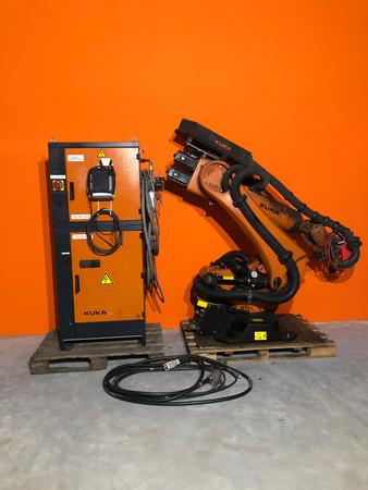 KUKA Roboter Robot KR 210 R2700 prime Steuerung KRC 4 – Bild 1