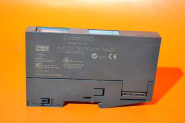 Siemens Simatic S7 Interfacemodul 6ES7151-1CA00-0AB0 – Bild 2