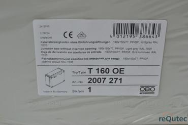 OBO T160 OE 2007271 Kabelzweigkasten – Bild 2